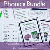 Orton-Gillingham Curriculum Bundle