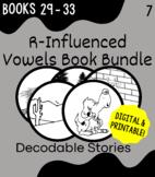 Orton-Gillingham Decodable Book Bundle: Unit 7, R-Influenc