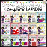 Orton Gillingham GROWING BUNDLE [Phonics Resources]