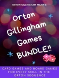 Orton Gillingham Games Bundle- 530+ pages for Distance Learning