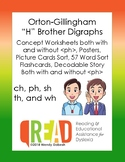 Orton-Gillingham H Brother Digraphs Bundle