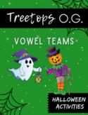 Orton Gillingham Halloween: Vowel Teams