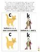Orton-Gillingham Initial /K/ as C or K Bundle