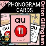 Orton Gillingham Sound Cards (large size)