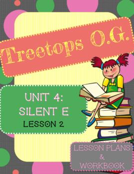 Orton Gillingham Lesson: Silent E: oCe, iCe Magic E