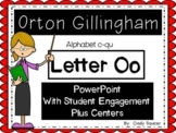 Recipe for Reading Sequence (Orton Gillingham based) Letter Oo, Week 2