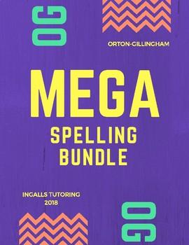 Orton-Gillingham MEGA Spelling Bundle