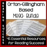 Orton-Gillingham Mega-Bundle
