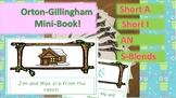 Orton-Gillingham Mini Book Jim and Max