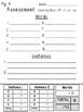 Orton-Gillingham NO PREP Word & Sentence Dictation Spelling Rule -ff -ll -ss -zz