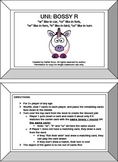 UNI: Bossy R Card Game (ar, er, ir, or, ur)- Orton Gillingham Phonics/Reading