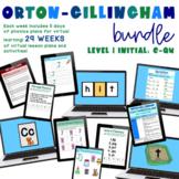 Orton-Gillingham Phonics BUNDLE for distance learning