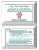 41 Games! Orton Gillingham Phonics/Reading/Spelling Card &