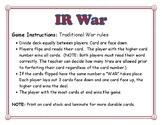 Orton Gillingham R-Controlled War - IR