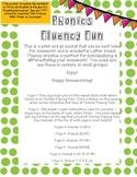 Swift Sounds Fluency: Orton Gillingham & Recipe for Reading