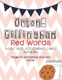 Sight Word/Red Word Activities (Orton-Gillingham Alligned!)