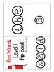 Orton-Gillingham Red Words Levels 1-5 Dauber Flip Books