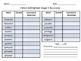 Orton Gillingham Stage 5 Flashcards & Accuracy Log