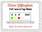 Orton Gillingham Tap Maps