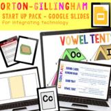 Orton-Gillingham Technology Integration for Google Slides