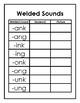 Orton-Gillingham Welded Sound Packet