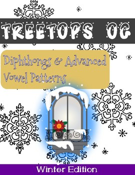 Orton Gillingham Winter Unit: Diphthongs and Advanced Vowel Patterns
