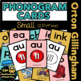 Orton Gillingham Sound Cards (small size)