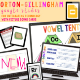 Orton-Gillingham for Google Slides with PICTURE SOUND CARDS