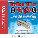Orville & Wilbur Wright: Step Out Into the Sky