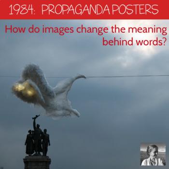 Orwell's 1984: Propaganda Posters