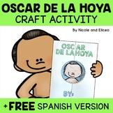 Oscar De La Hoya Hispanic Heritage Craft Activity