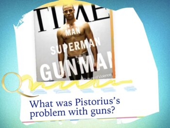 Oscar Pistorius ~ Murder Trial ~ South Africa ~ Homicide Degree ~ 72 Slides