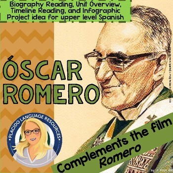Oscar Romero Reading (accompanies film Romero)