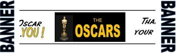 Oscar Thanks Banner