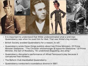Oscar Wilde Trial - Libel & Being Gay + Jeopardy Game Lawrence v. Texas