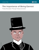 Oscar Wilde - The Importance of Being Earnest - Lesson Plan