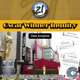 Oscar Winner -- Data Analysis & Statistics Inquiry - 21st Century Math Project