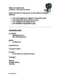 Oscar et la dame rose Unit Plan, Resource List, and Activities