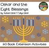 Oskar and the Eight Blessings by Simon 20 Book Extension Activities