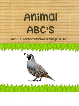 Osmo Animal ABC's