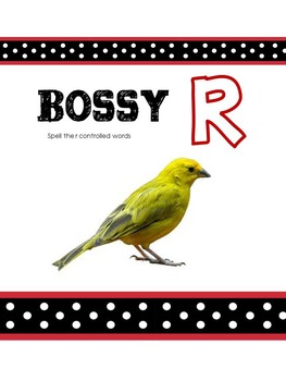 Osmo-Bossy R Game-R Controlled Words