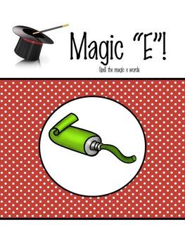 Osmo-Magic E Game  CVC-E