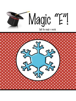 Osmo-Magic E Game  CVC-E