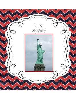 Osmo-U.S. Symbols-Great for President's Day!