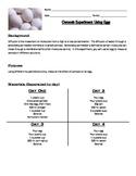 Diffusion: Osmosis Egg Experiment