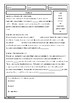 Osmosis Homework Review Worksheet- Middle and High School Biology