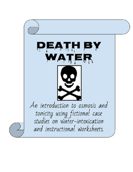"Osmosis and Tonicity - ""Death by Water"""