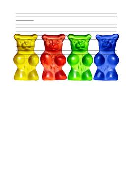 Osmosis diffusion gummy bear lab report