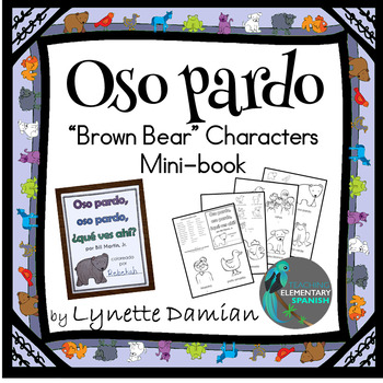 Oso Pardo Teaching Resources | Teachers Pay Teachers