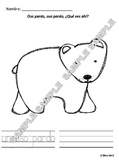 Oso Pardo / Oso Café / Brown Bear Handouts